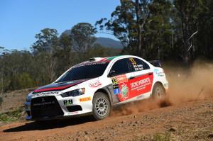 MAX RENDINA riporta in italia un titolo iridato rally dopo 21 anni