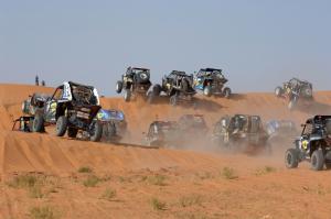 Ullevalseter, Polli e Henrichy-Bersey i vincitori del Merzouga Rally 2014