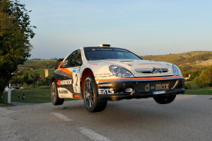 "ERTS-Hankook Competition al ""Monza Rally Show"