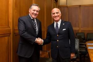 Al via la partnership tra ACI e Fiat Chrysler Automobiles