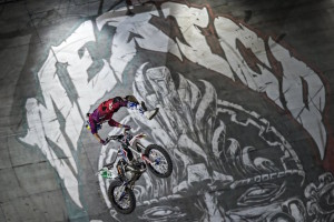 Four former champions in Mexico City for 10 year anniversary  Freestyle Motocross World Tour - First Stop - Red Bull X-Fighters