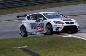"LORENZO VEGLIA NEL "" TCR INTERNATIONAL SERIES "": ESORDIO CONVINCENTE A SEPANG"