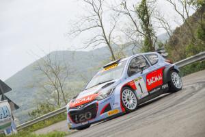 "2° RALLYE ELBA ""INTERNAZIONALE"":  VITTORIA PER FONTANA-AGNESE (HYUNDAI i20 WRC)"