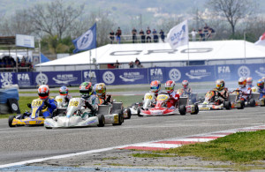 KARTING: CIK-FIA EUROPEAN CHAMPIONSHIP KZ & KZ2 A SARNO (SA) - GARE FINALI