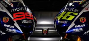 MOTO GP Doppio podio Yamaha in Olanda ad Assen e Abarth festeggia
