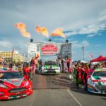 Rally di Roma Capitale podio Cir 2015