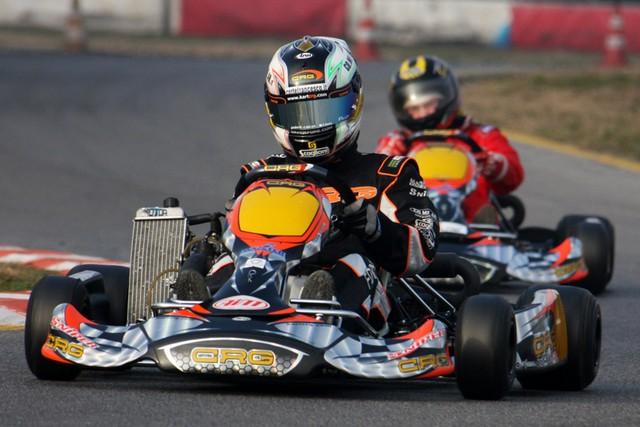 kart 125 a marce prestazioni