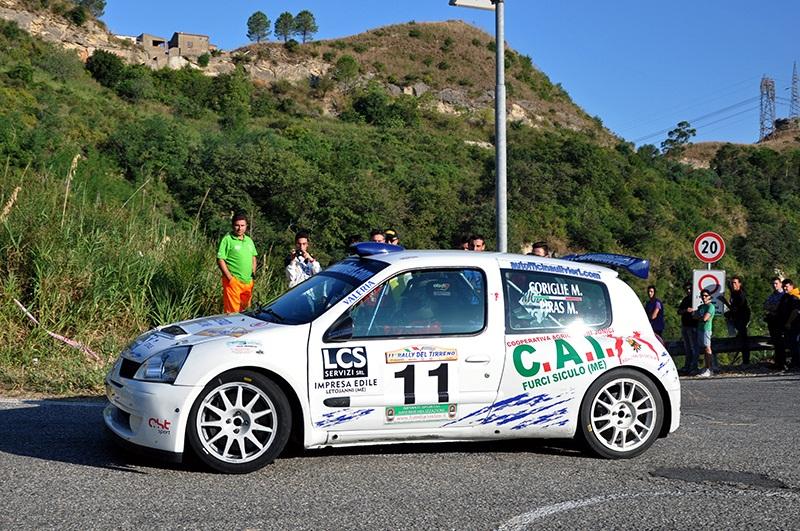 Coriglie-Piras su Clio 1600