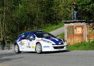 41 Rally Team 971 CANTAMESSA, CHENTRE, TROLESE: SI PARLA GIA' DI PROTAGONSITI