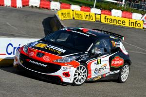 MATTEO GAMBA AL RALLY DI FRANCIA-ALSAZIA WRC IL FINALE