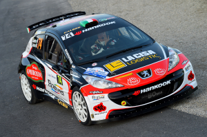 """MATTEO GAMBA 2° TAPPA """" RALLY DI FRANCIA-ALSAZIA """" WRC MANTENUTA LA POSIZIONE"""