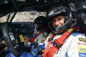 Luca Pedersoli vuole il titolo tricolore WRC
