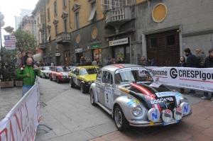 Rievocazione Storica del Rally Aci Varese 2014