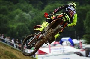 Antonio Cairoli TC222 voted Sportsman of the Year