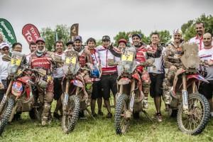 Honda: il Team HRC tornerà nel 2016