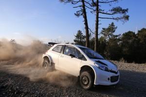 Toyota annuncia il rientro nel mondiale rally WRC