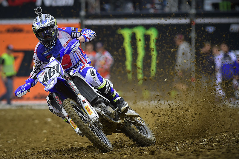 MXGP FRANCE FEBVRE & GUILLOD BREEZE THROUGH QUALIFYING
