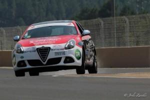 Sua Altezza Serenissima Principe Albert ll di Monaco e... l' Alfa Romeo Giulietta a GPL!