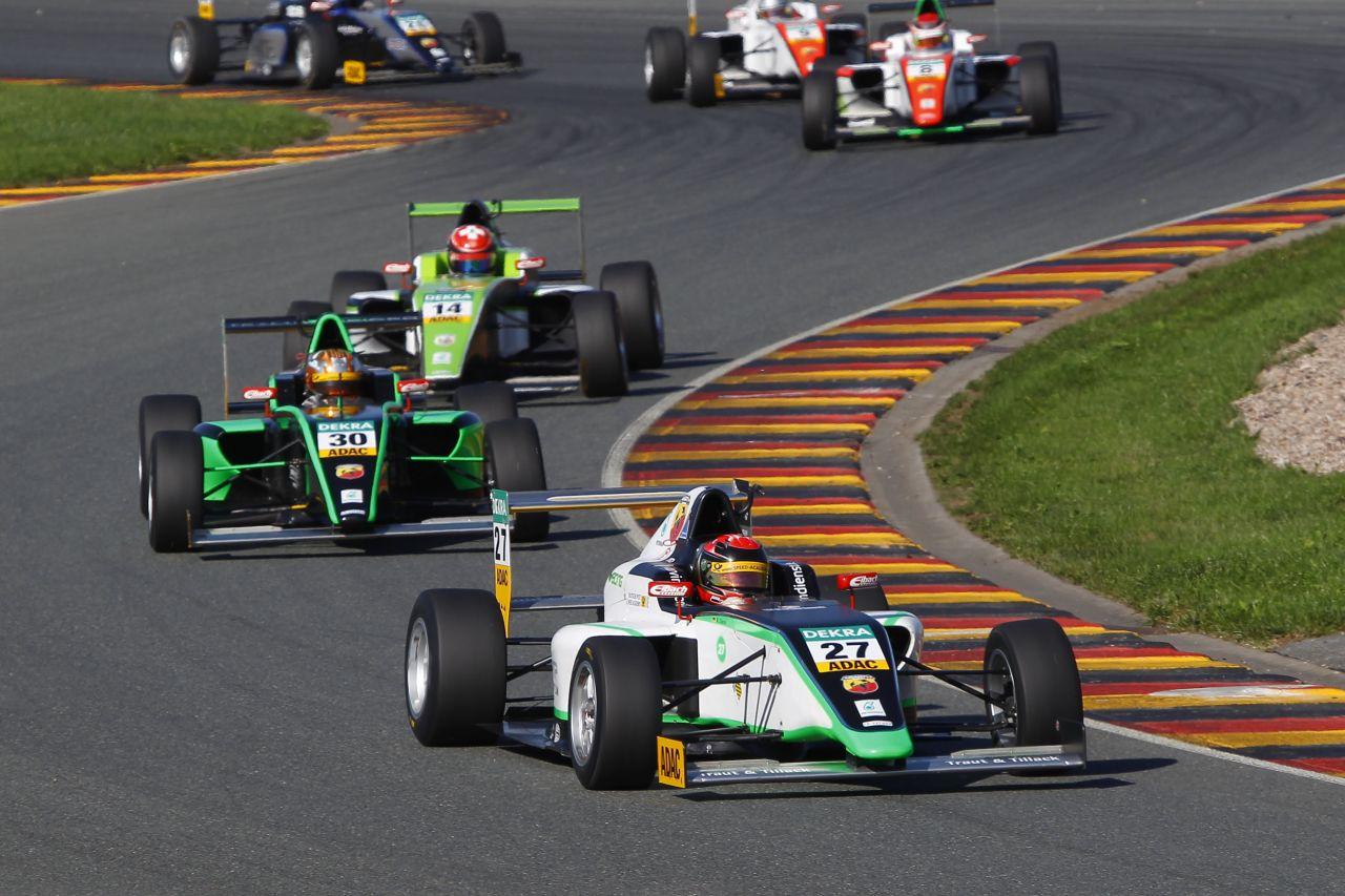 Circuito Sachsenring : Oz vince in tutti i campionati nel circuito del sachsenring oz
