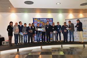 podio assoluto irc 2015
