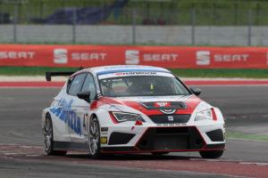 Alberto Viberti (Seat Leon Racer S.G.-TCR #47)