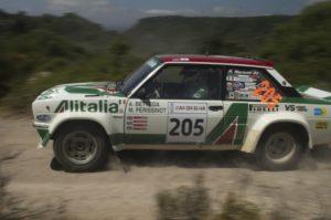 Rally Italia Sardegna Historic