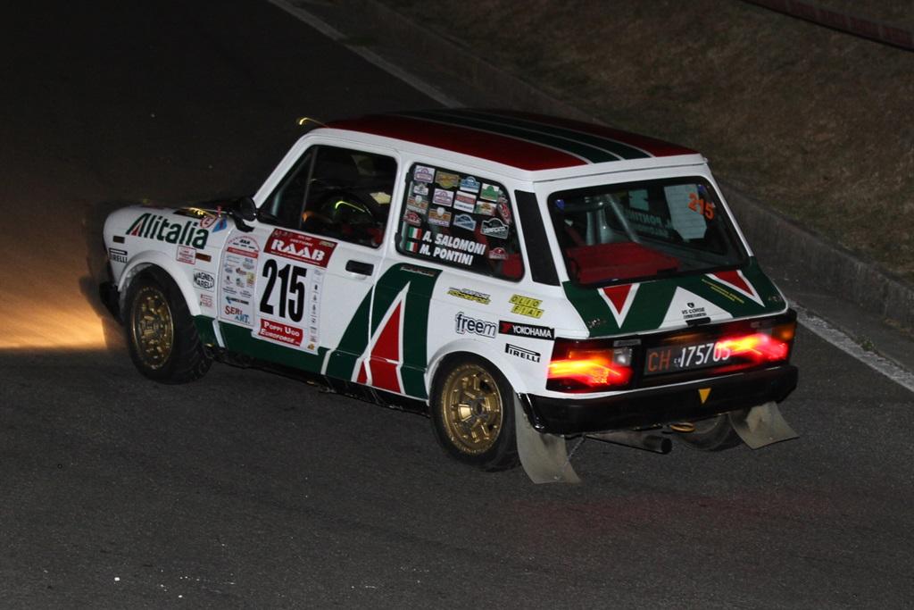 "Trofeo A112 Abarth Yokohama: 7 ""terraioli"" al Tuscan ..."